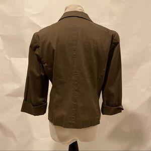 Anthropologie Jackets & Coats - Anthropologie Tabitha brown blazer size 8